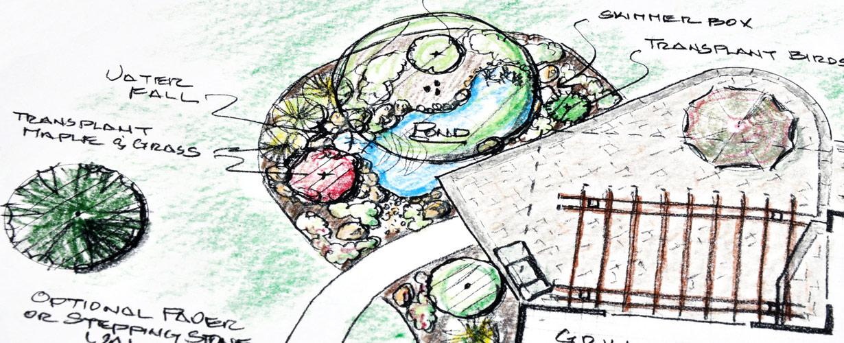 conception de jardins au Luxembourg