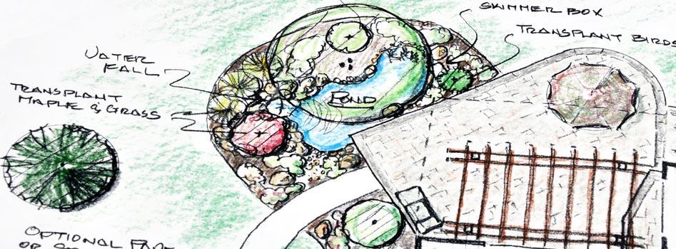 Etude et conception de jardins au Luxembourg