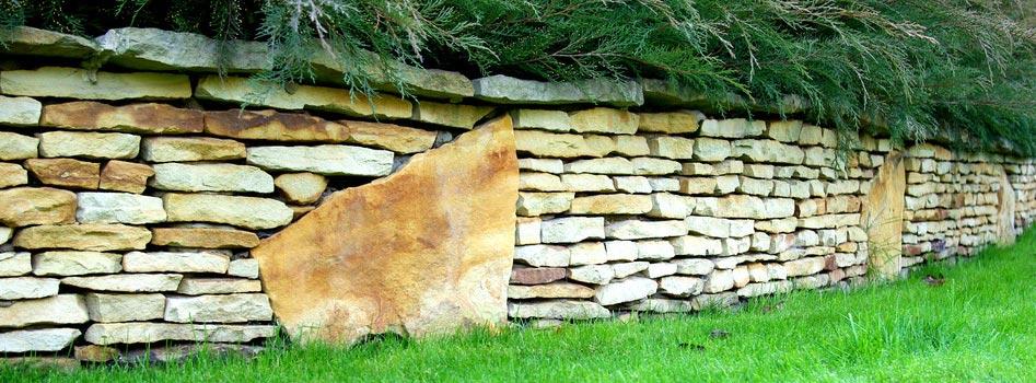 Murs en pierre sèche au Luxembourg