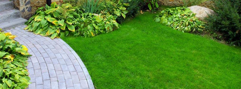 Pose de pavés et dalles de jardin